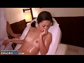 Japanese massage with beautiful lady