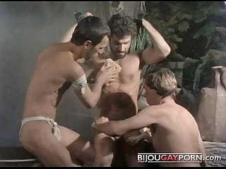 Shackled george payne sex scene from Vintage porn centurians of rome 1981