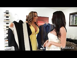Richelle Ryan & Veronica Avluv Threesome - Fapp.me/2chicks