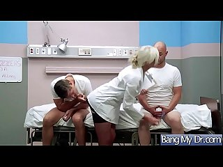 Hard sex in doctor office with horny patient Mov 17