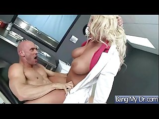 Dirty doctor seduce and bang hot patient clip 30