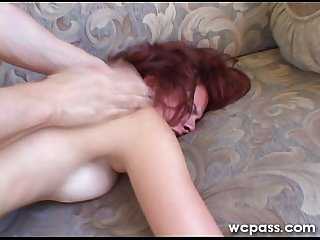 Rough amateur sex