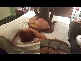 Loud Moaning Pawg takes bbc