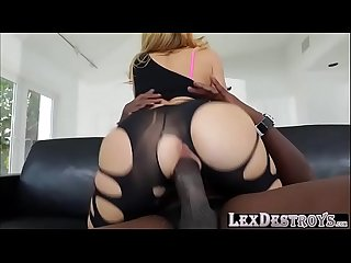 Mature and hot Alexis faux auditions and fucks lexingtons bbc