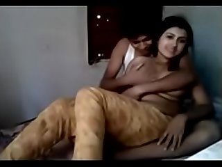 Indian teen couple cam show porn300 period com