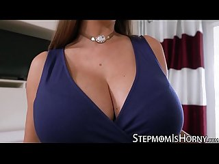Busty ava addams hammered by pantie sniffing stepson