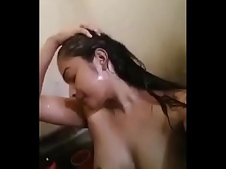 desi girl recording for bf