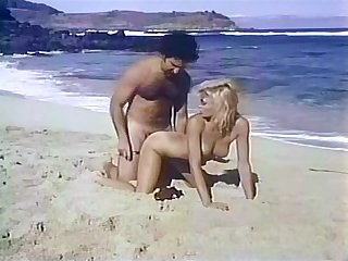 Ginger lynn ron jeremy surf sand sex a little bit of hanky panky