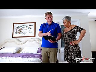 Agedlove mature savana fucked with marc kaye