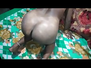 Indian Aunty With Young Boy Playing With Tits & Desi Pussy