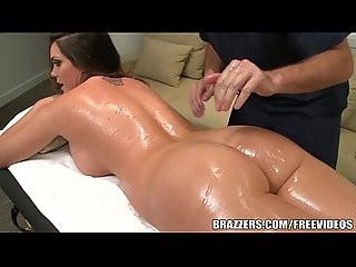 Brazzers alison tyler gets all oiled up