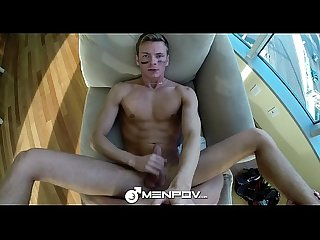 Hd menpov sporty hunk get fucked by his workout partner