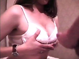 Doggy blowjob cumshot homemade amateur facial lingerie