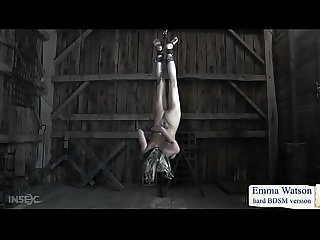 Emma Watson - Colonia - hard BDSM version! - 4 minutes trailer