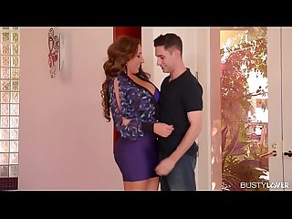 Busty Sex starved MILF Richelle Ryan gets it Balls Deep