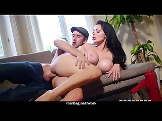 Submissive office busty assistant finally fucks her boss 27