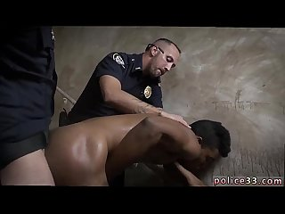 Gay male cops rimming movies Xxx suspect on the run gets deep dick
