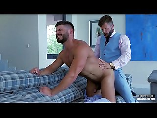 Lucky New student Nicholas Brooks get pounded by his teachers Hector De Silva
