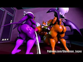 Rouge vs wave double urethral challenge