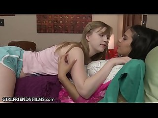 Girlfriendsfilms busty teen seduced shy best friend
