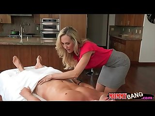 Big tits milf brandi love nasty threeway