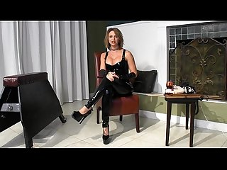 Goddess Brianna Live�March 12, 2014 Part 3