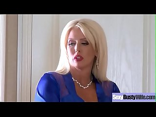 Sex Tape With Gorgeous Busty Hot Housewife (Alura Jenson) video-01