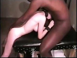 White wife enslaved to big black cocks extremevidztube com