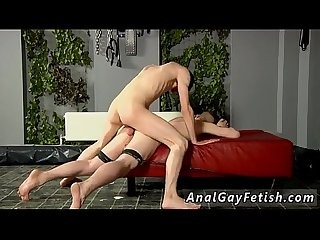 Gay Teen twink cute naked feet movieture fucked and milked of A load