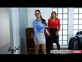 Digitalplayground the panty hoes giselle palmer ryan driller