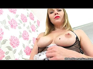 British milfs abi toyne and scarlet are perfect maids