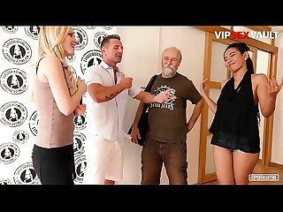 VIP SEX VAULT - Sicilia And David Perry Are Having Sex On Cam With A Feature Pornstar - Killa Raketa
