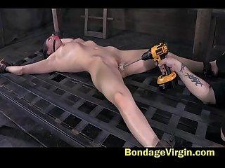 Casey calvert metal bondage pt 3 of 4