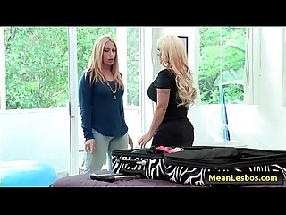 Hot and Mean Lesbian Babes - Like Mother, Dyke Daughter with Holly Halston & Noelle Easton-..