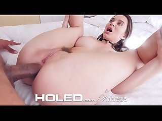 HOLED Bad kitty tight pulsating ASSHOLE with Lana Rhoades