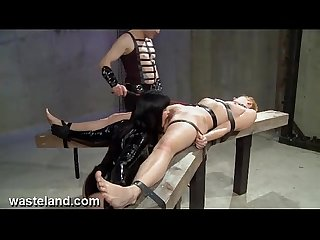 Wasteland bondage sex movie evil awaits Pt 2