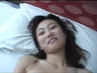 Beautiful Chinese girl fucking a small dick