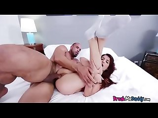 Petite Girl Sally Squirtz - Giggly Spinner Squirts