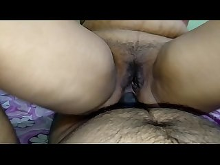 British Indian stepsister take my dick in her ass after party
