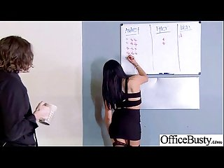 Sex Tape With Slut Office Bigtits Girl (audrey bitoni) clip-05