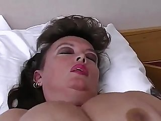 Bbw dutch Laura mature enormous tits 3