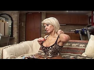 Cathy e in hot sex on sofa