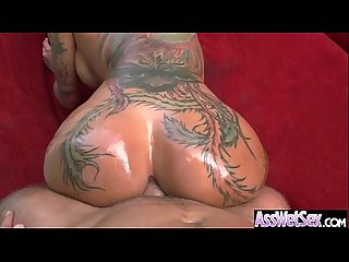 Anal Hardcore Sex With Big Wet Oiled Up Big Ass Hot Girl (bella bellz) vid-06