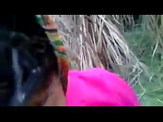 Indian young Desi village girl fucking outdoor wowmoyback