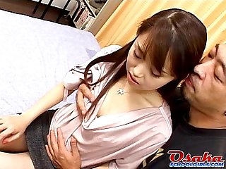 Popular Japanese teen gets fucked by an older man th from..