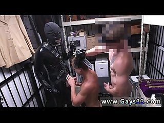 First sex boy camping Dungeon sir with a gimp