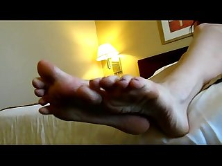 Hot girl are you enjoying my feet quest