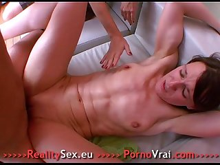 Mature amateur french compulsive orgasms
