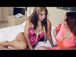Nicky Ferrari - Kandy Amor Mexican Lesbian (1) Hot Latinas Fucking