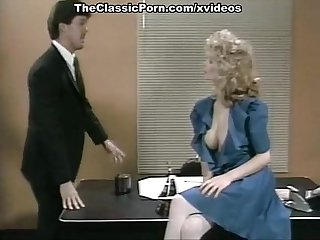 Christy Canyon in classic xxx video